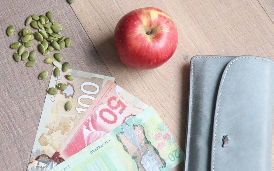 Intentional Spending And Your Food Budget